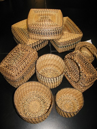 Weave got it!: Guimaras' 'nito' products
