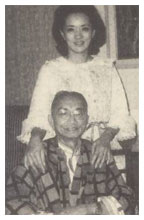 presy-with-her-father-eugenio-lopez-sr.-in-1972