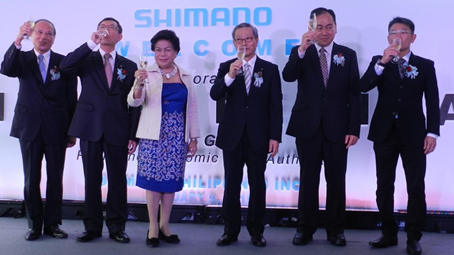 Shimano opens facility in FPIP as EU adds Phl to GSP program