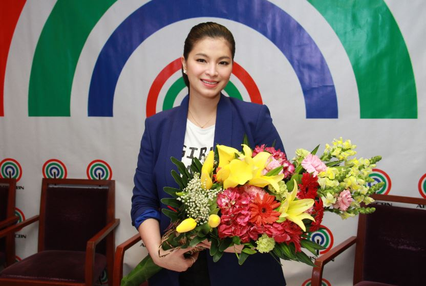 Movie, soap in the works as Angel inks fresh contract with ABS-CBN