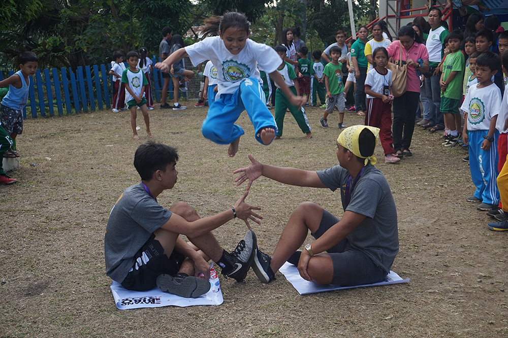 'Batang Bibo': More than just fun and games