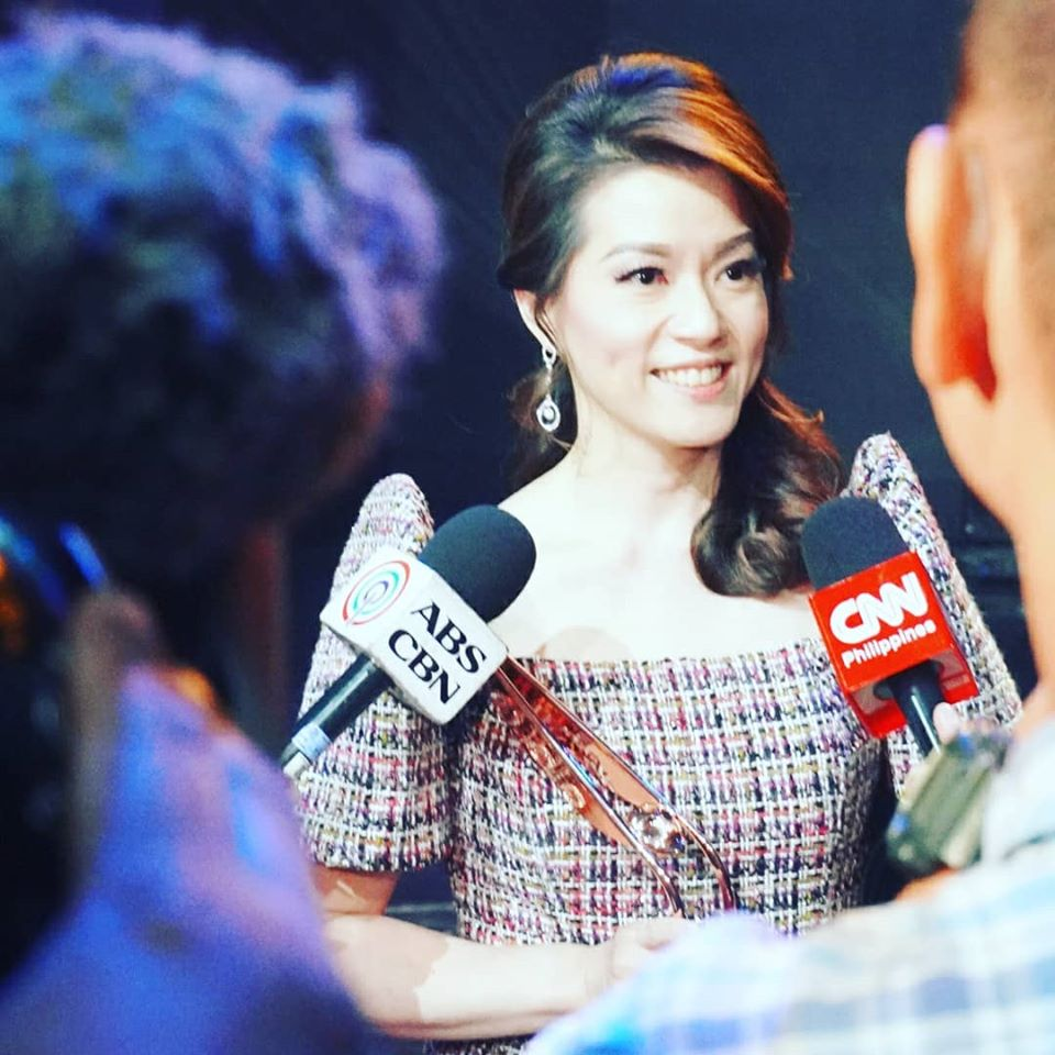 ANC's Yang hailed as Asia's best news presenter