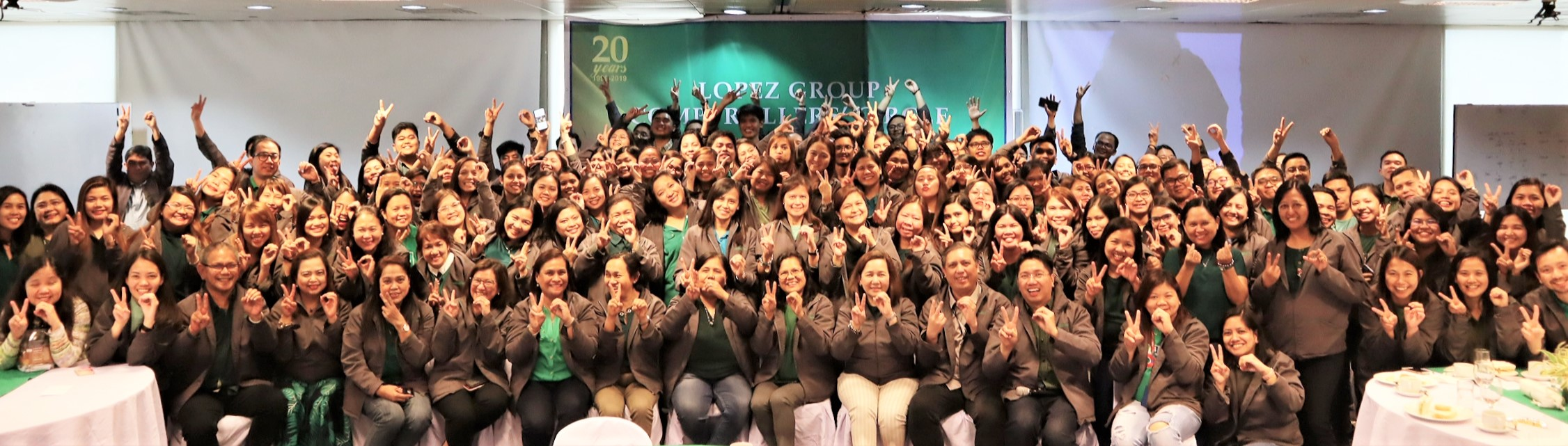 The Lopez Group Comptrollers' Circle celebrates two decades of commitment to professional excellence