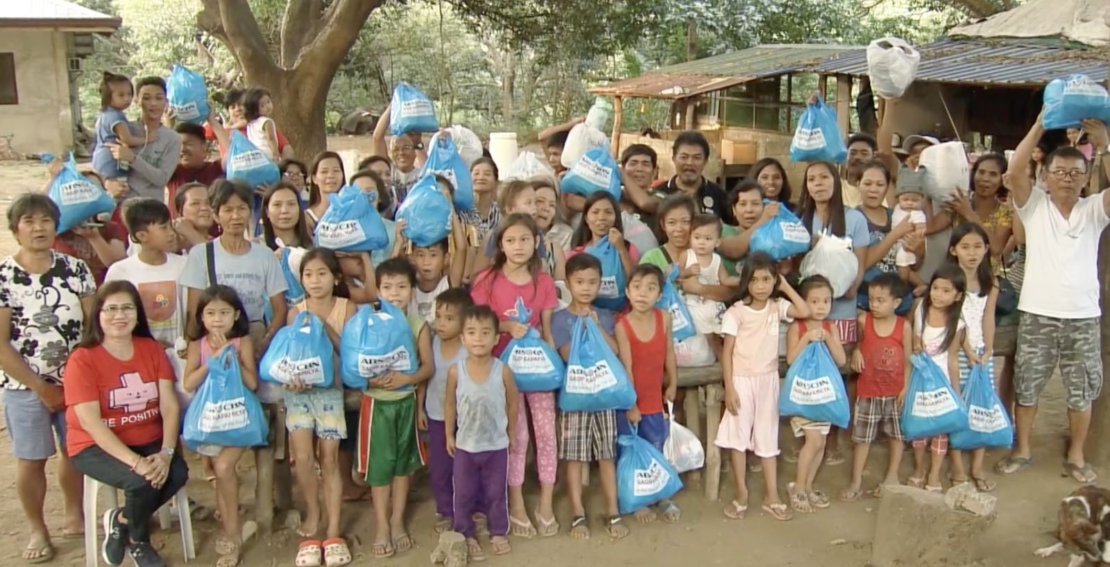ABS-CBN reaches out to evacuees via 'Tulong-Tulong sa Taal'