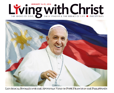 Liturgical Booklet for the apostolic visit of Pope Francis in the Philippines