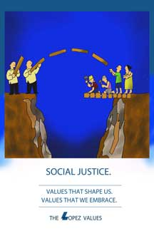 social-justice-lopez-values