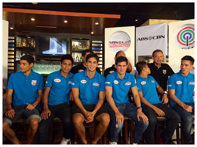 The Azkals fresh their AFC Challenge Cup stint
