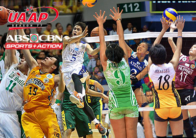 Catch UAAP Season 77 at ABS-CBN Sports+Action!