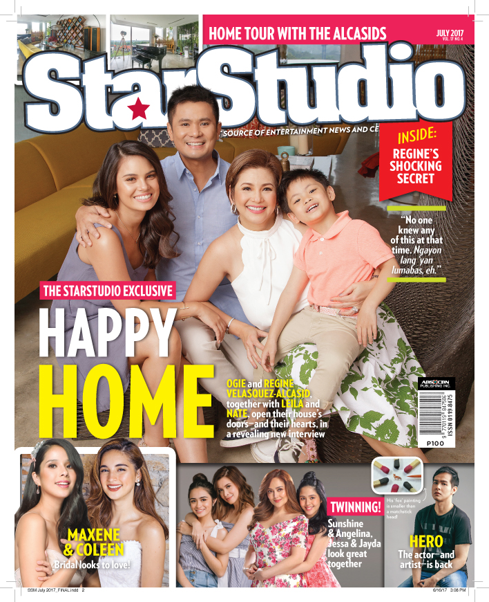StarStudio July Cover