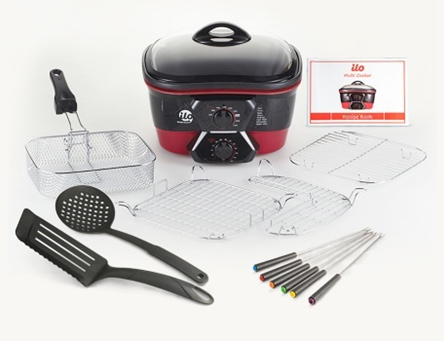 ILO Multi Cooker Set