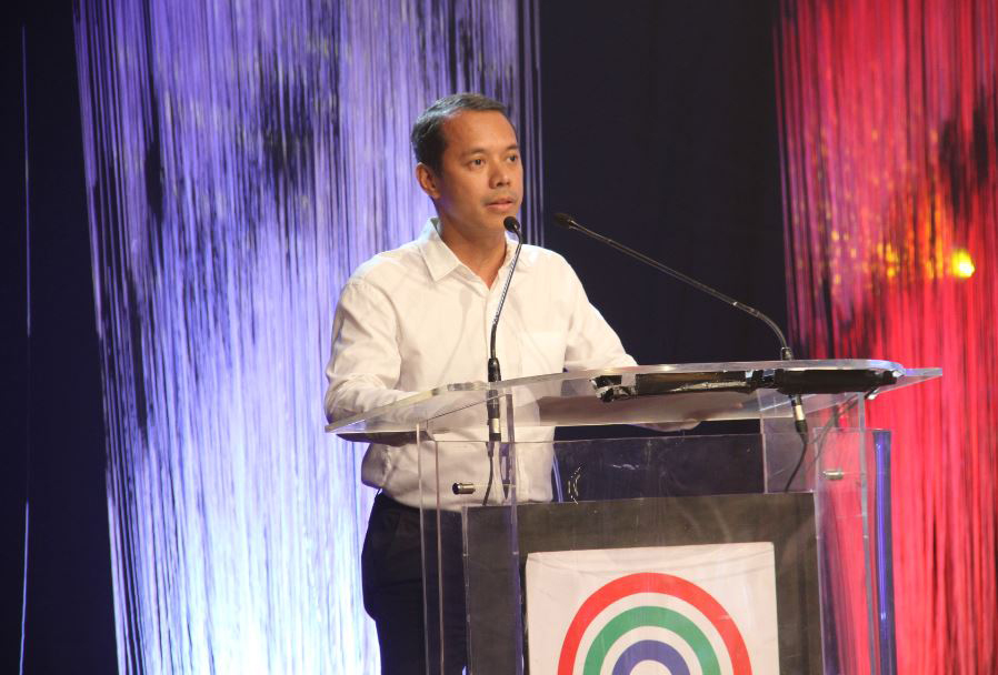 ABS-CBN chairman Mark Lopez