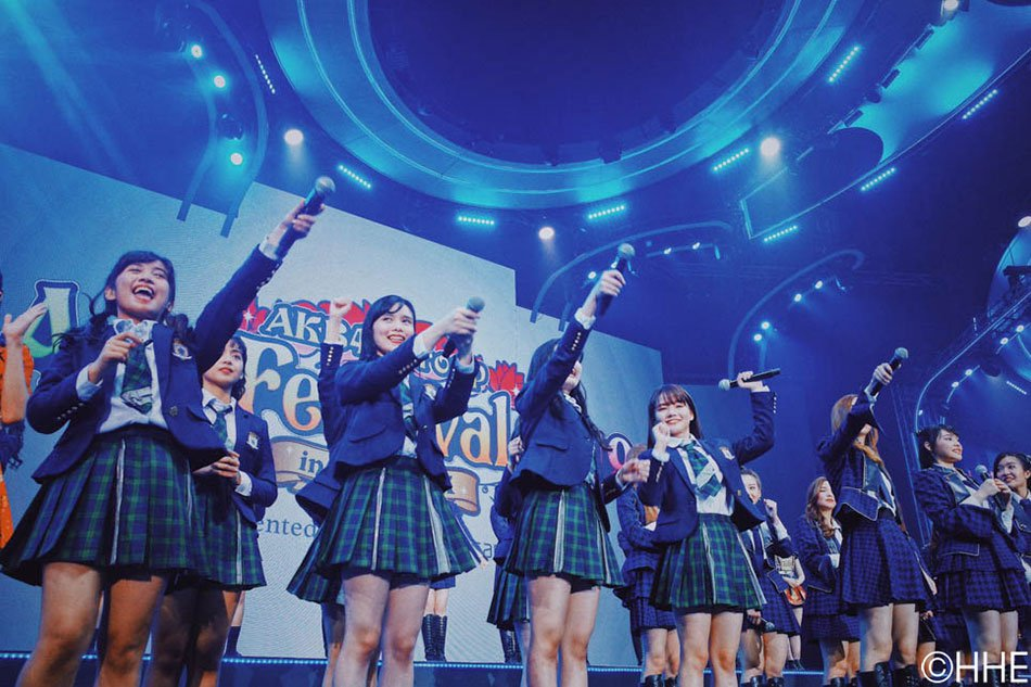 Members of MNL48 to perform in China for AKB48 music fest