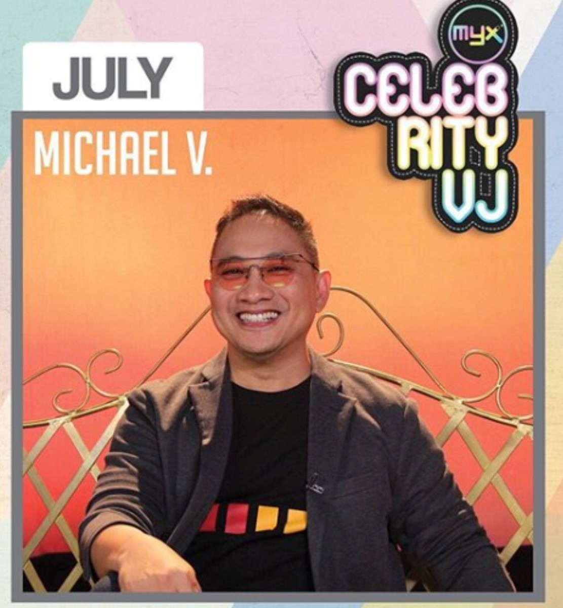 Michael V electrifies on MYX