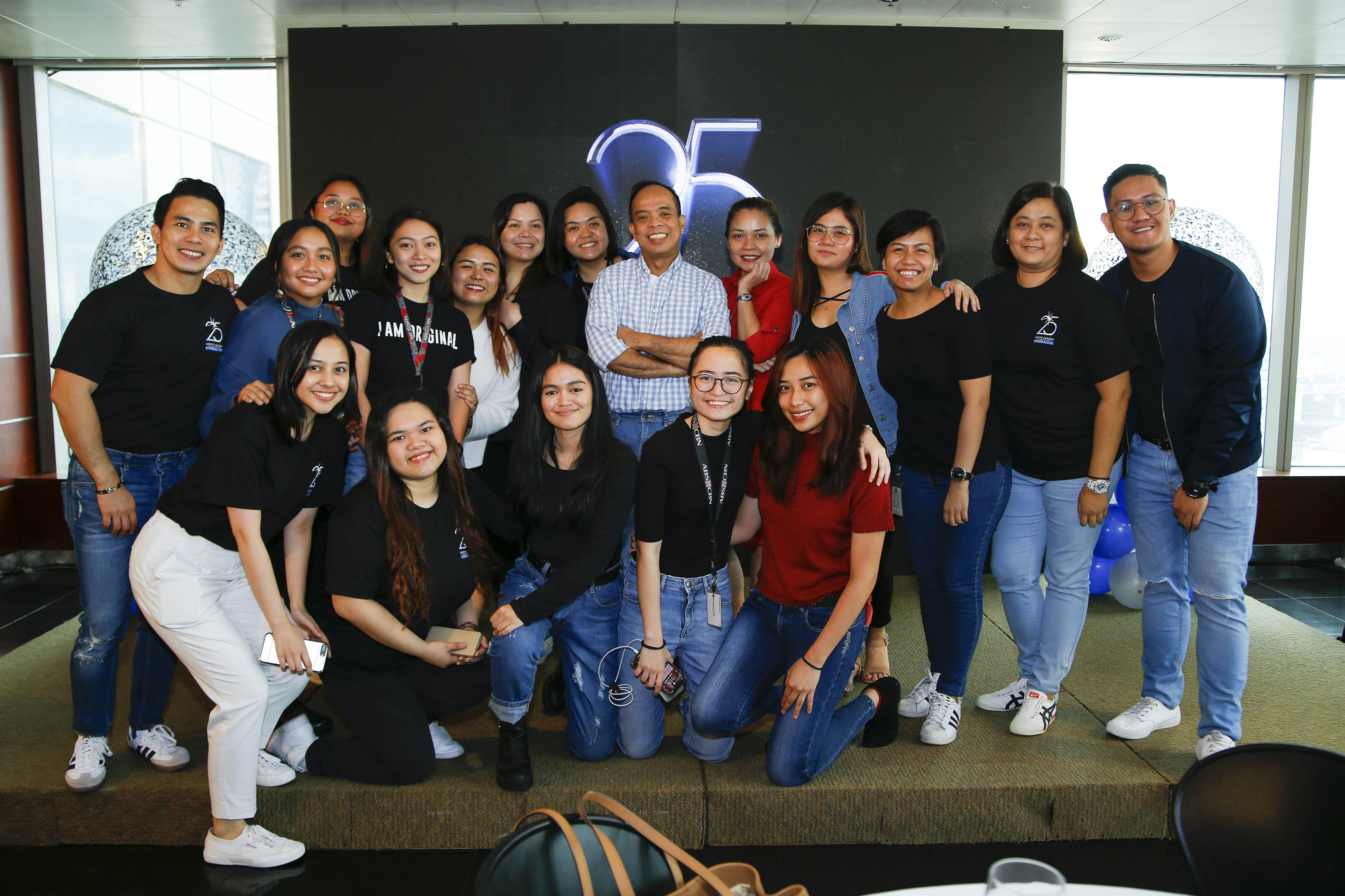 Meet the Team of CinemaOne