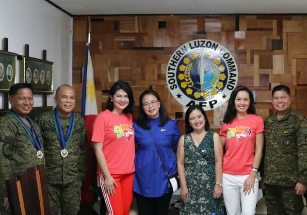 ABS-CBN honors soldiers anew at 'Saludo' in Lucena