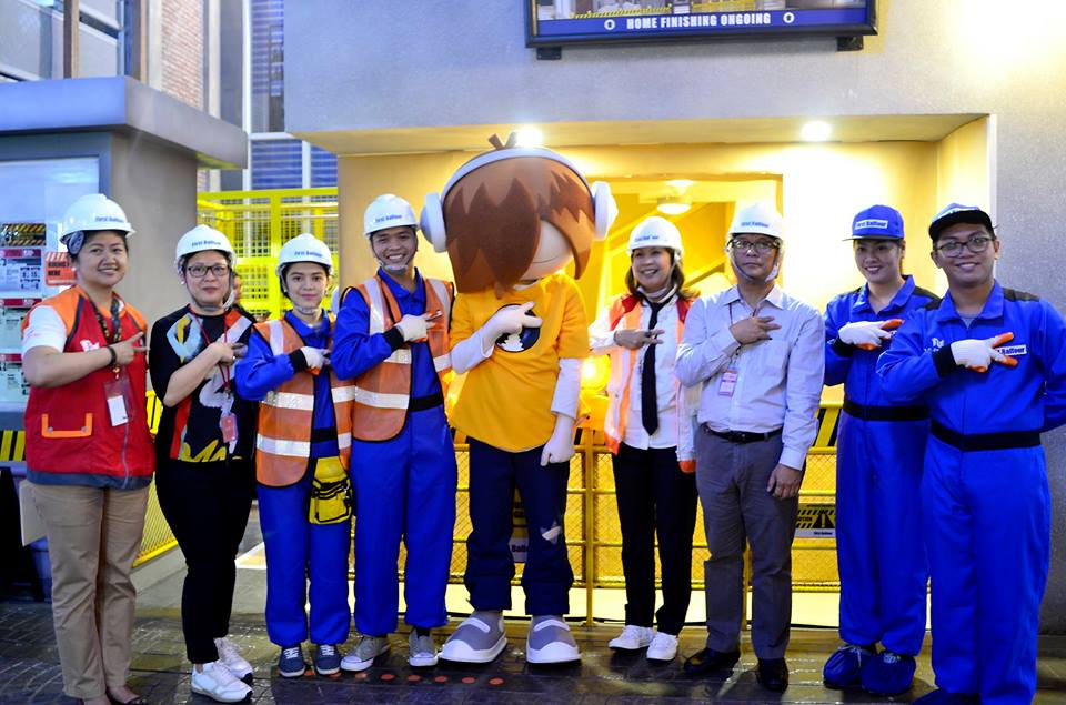 First Balfour opens establishment at KidZania Manila