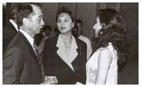 Charo-Santos-Cancio-with-Kapitan,-ABS-CBN-chairman-emeritus-Eugenio