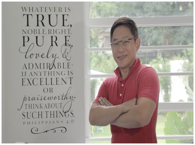 Life and wealth coach Chinkee Tan in MY PUHUNAN
