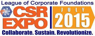 Lopez Group Foundation Inc. at the LCF 2015 CSR Expo
