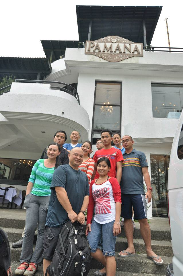 Foodies on a stopover in Tagaytay