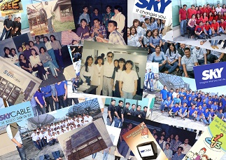 #SKYat25: A celebration of 'wow at saya'