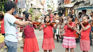 The Orchestra of the Filipino Youth/Ang Misyon Caloocan satellite