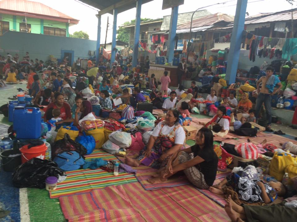 More than 10000 Marawi affected families were helped by Operation Sagip