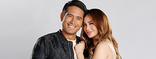 "Breakout team-up of ABS-CBN stars Gerald Anderson and Arci Muñoz reunite on the big screen via  ""Can We Still Be Friends"""