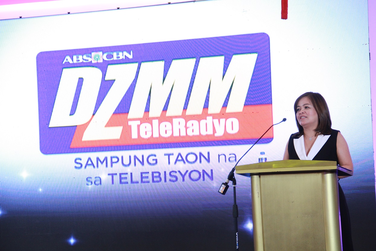 ABS-CBN News head Ging Reyes