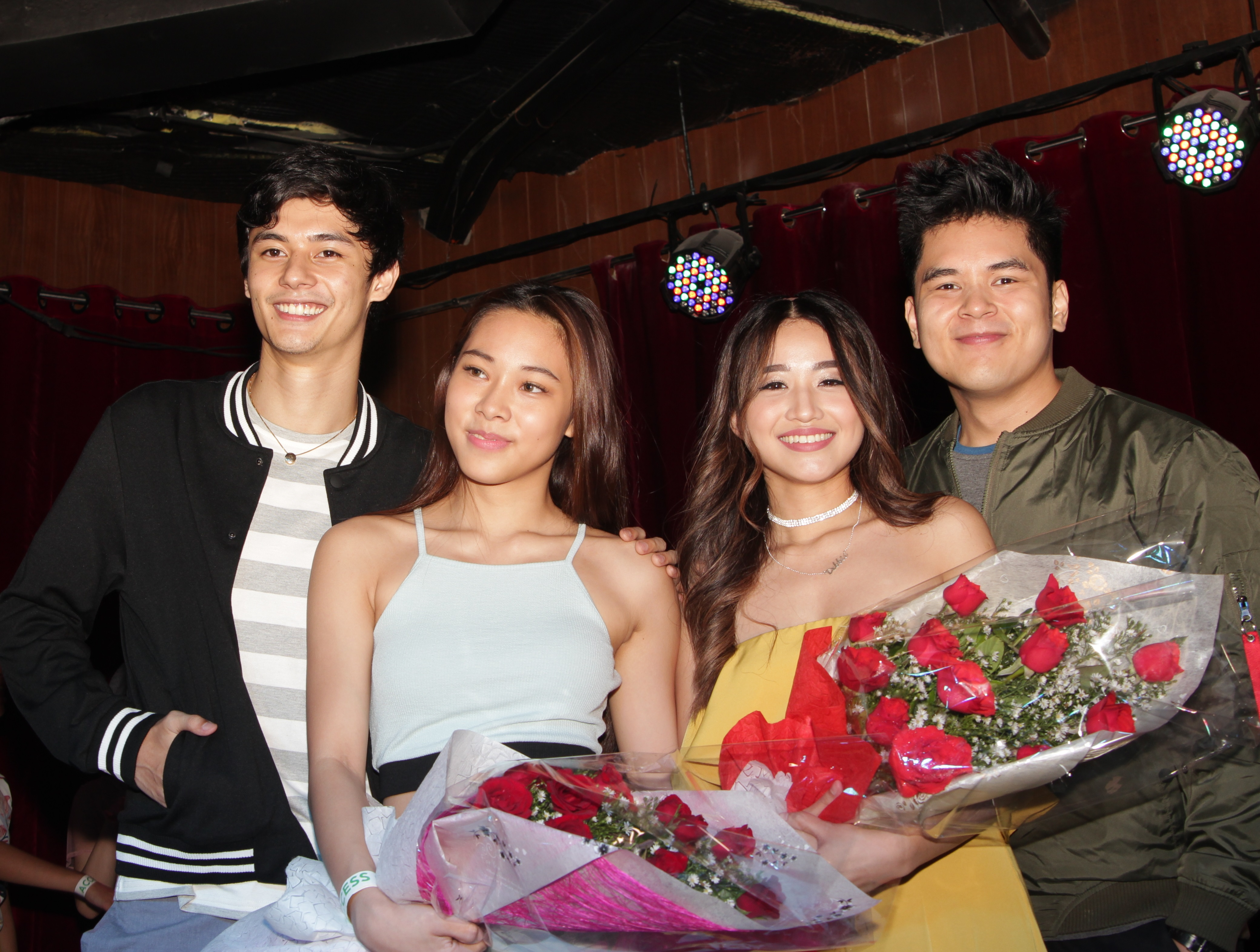 Meet new MYX Squad members Turs, Kim, Debbie and JC