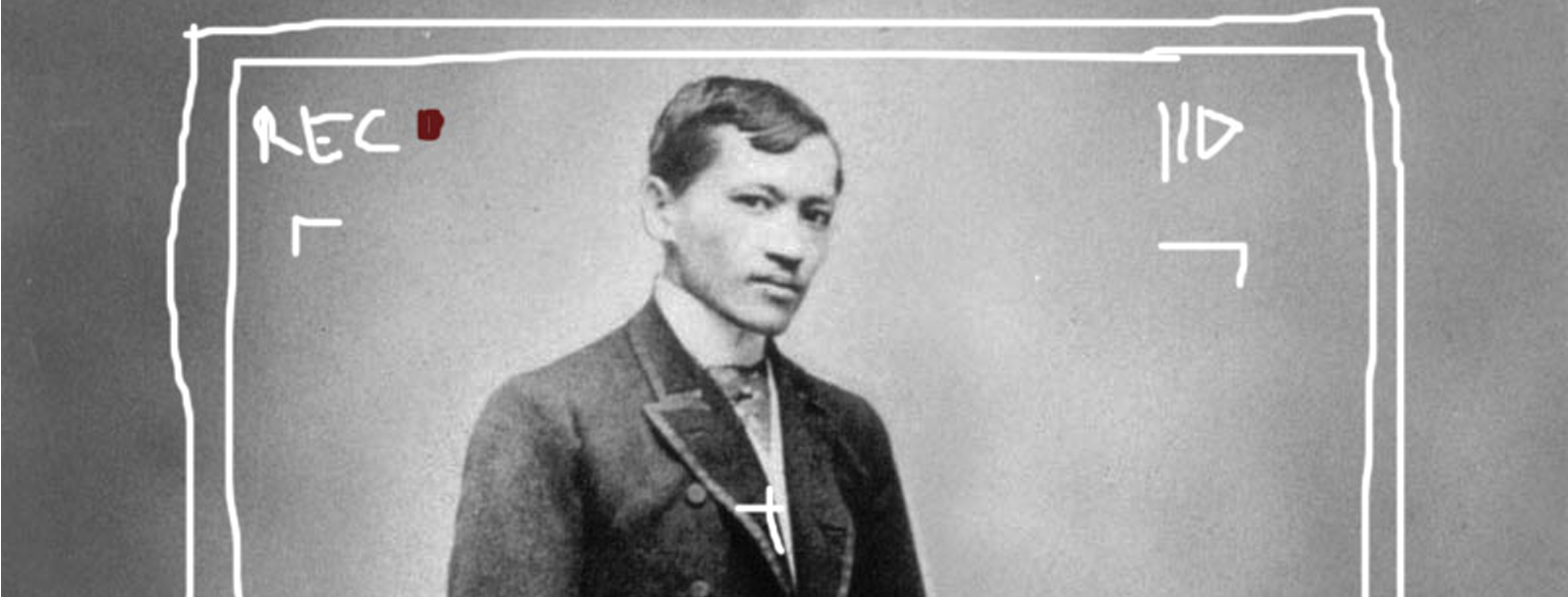 Jose Rizal in film: The golden boy