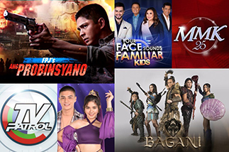 ABS-CBN still undisputed nationwide