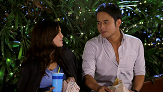 JM de Guzman currently stars in 'Araw Gabi' with Barbie Imperial