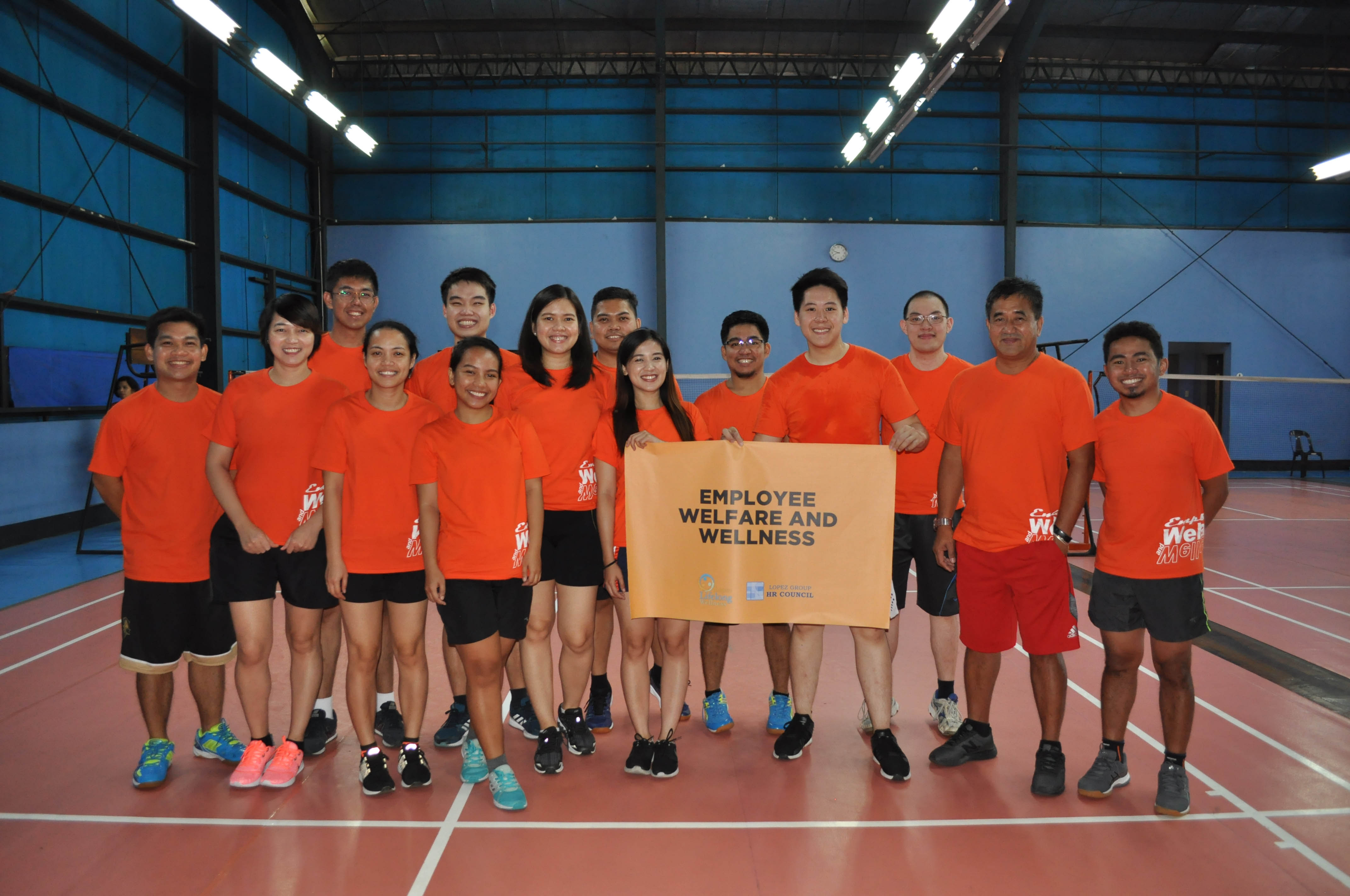 Team Employee Welfare and Wellness