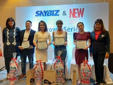 In the latest edition of SKYBIZ's Growth Series, female entrepreneurs touted the importance of being technologically savvy