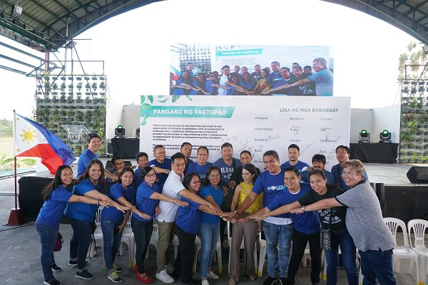 Bantay Kalikasan leads cleanup, summit in Bocaue