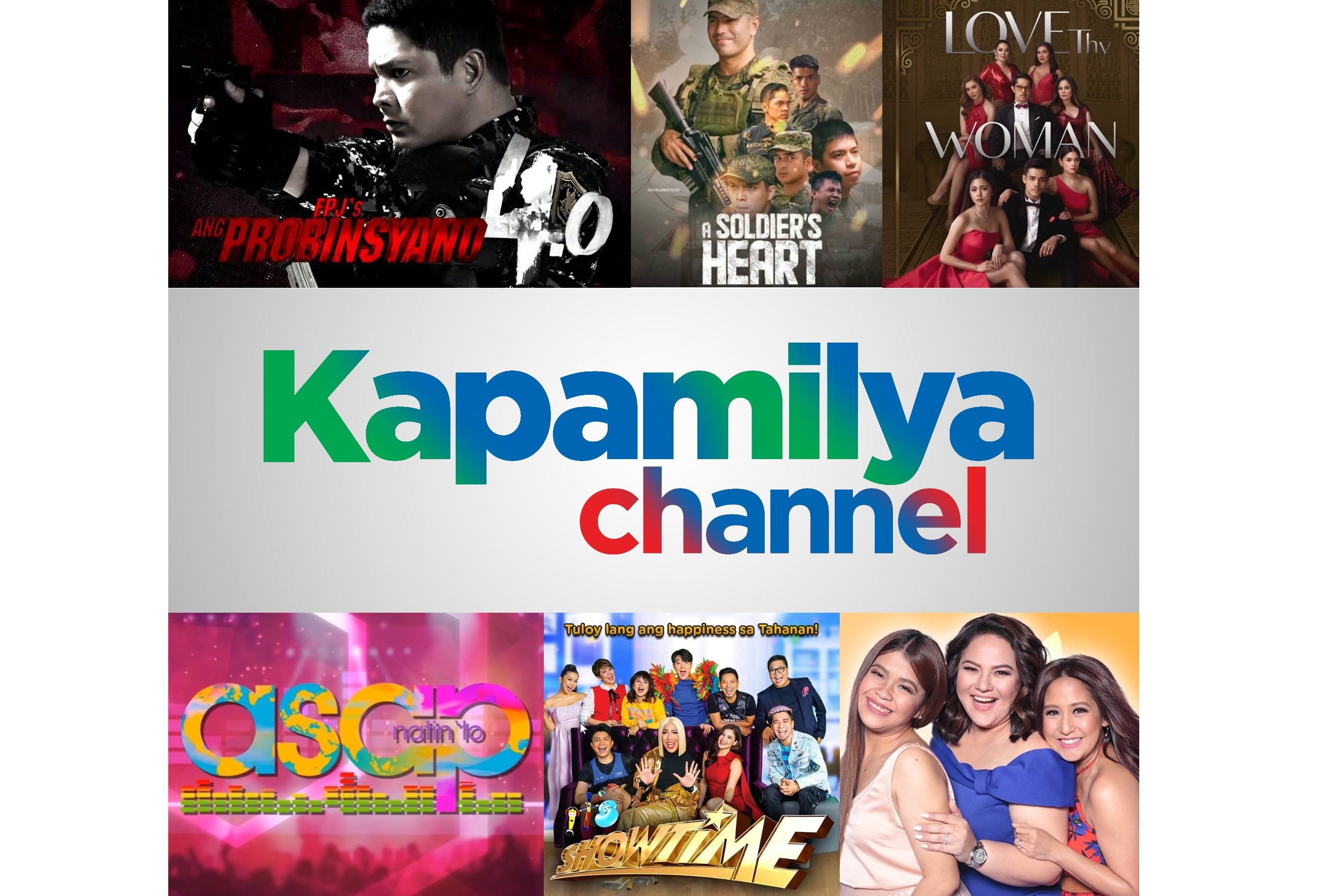 'FPJ's Ang Probinsyano,' other fave Kapamilya shows return on cable and satellite TV