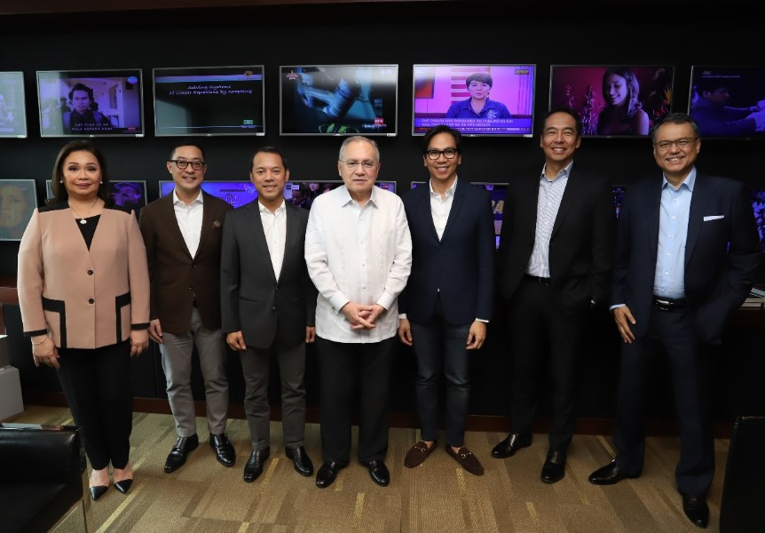 PH ambassador to the US visits ABS-CBN