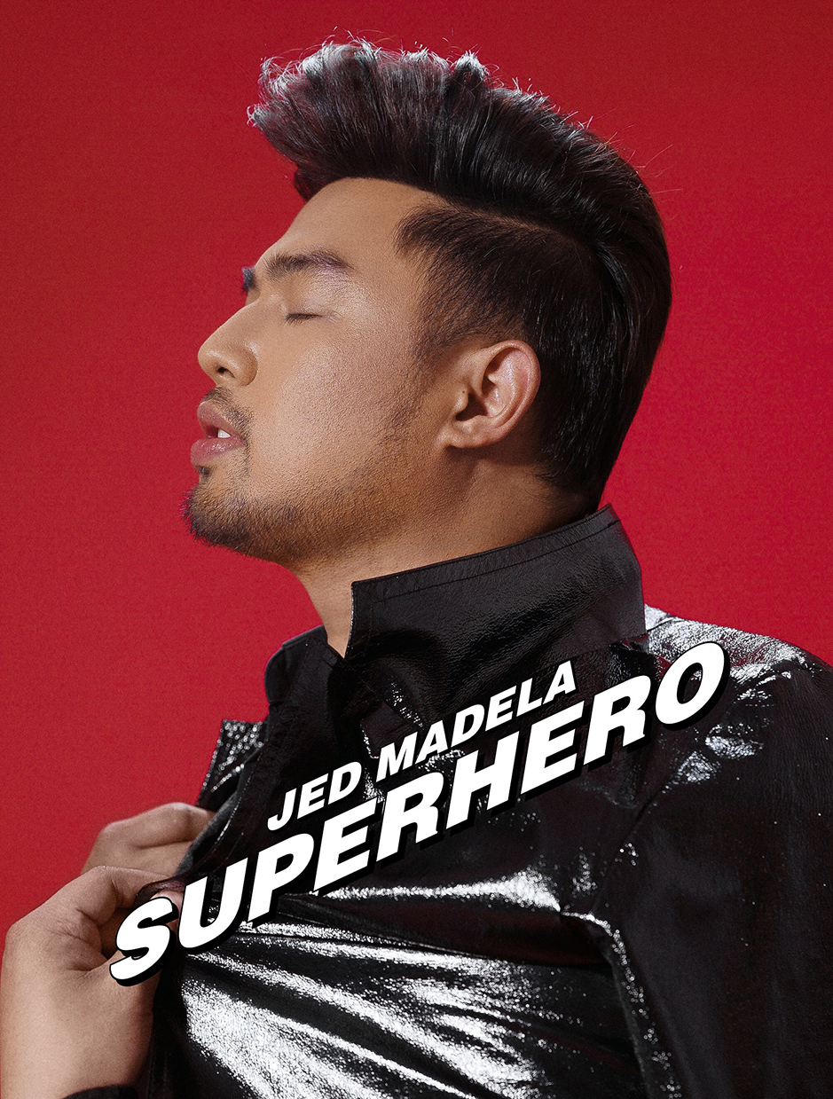 Jed soars with 'Superhero' album