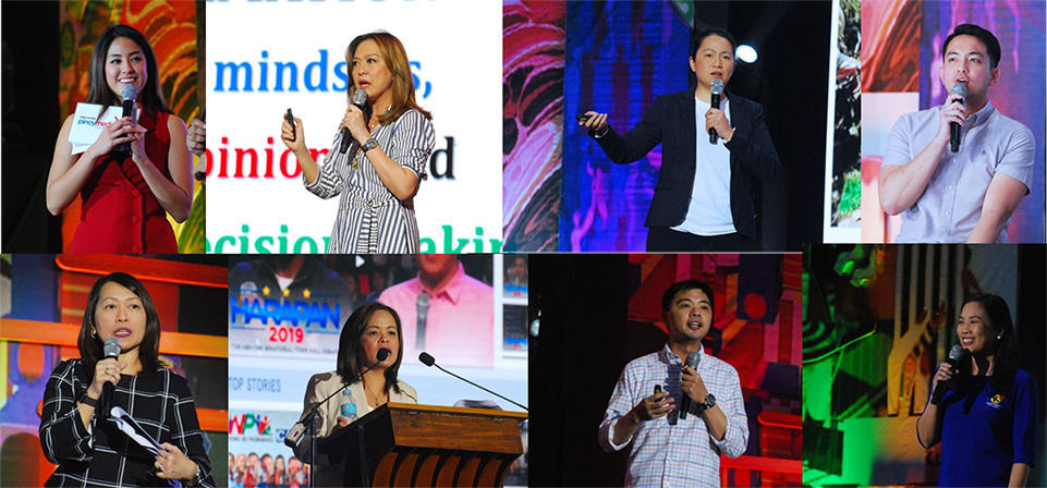 Over a thousand students learned about media ethics and standards from ABS-CBN journalists and industry experts