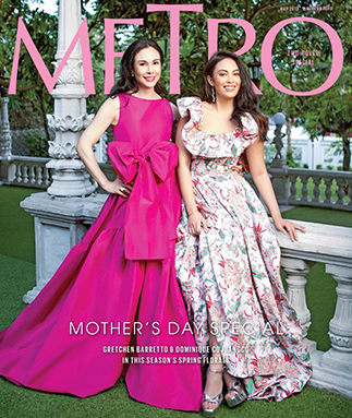 Gretchen Barretto and Dominique Cojuangco