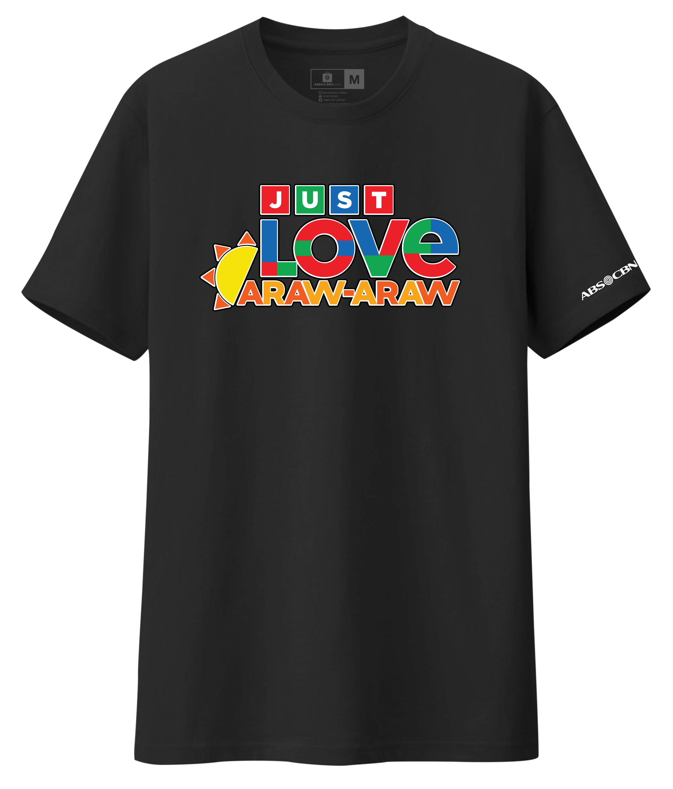 Just Love Araw-Araw Shirt - Black