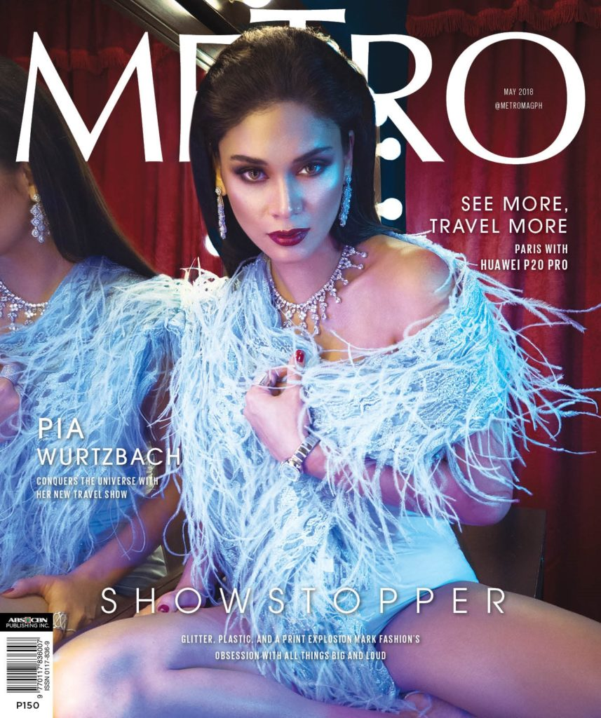 Pia takes the spotlight in 'Metro'