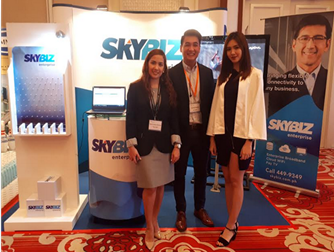 SKYBIZ highlights offerings at hospitality summit