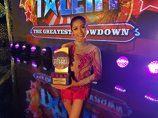 Kristel wins 'Pilipinas Got Talent'