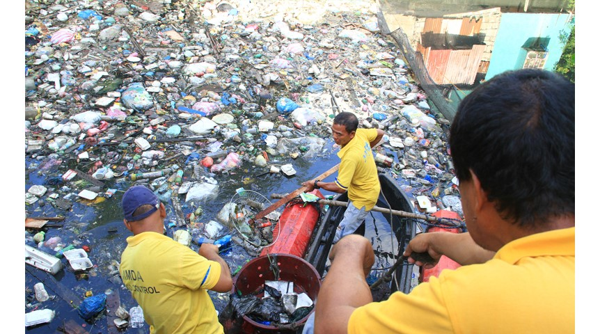 KBPIP continues to join Pasig River rehab activities