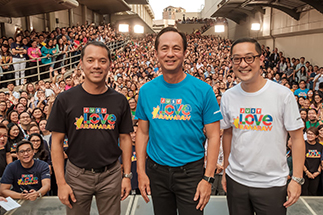 ABS-CBN's leaders of transformation