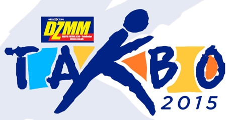 On April 12 Run for 75 scholars in DZMM Takbo 2015