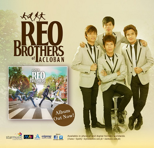 REO Brothers album out now