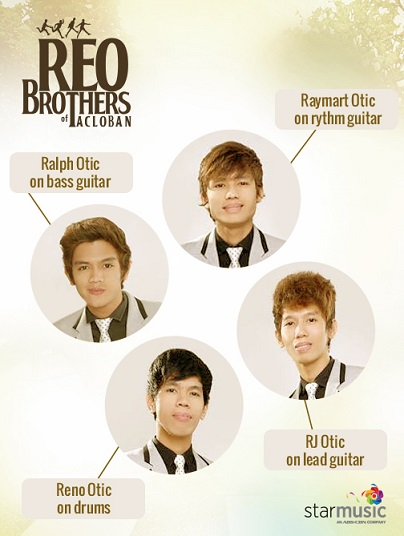 REO Brothers names